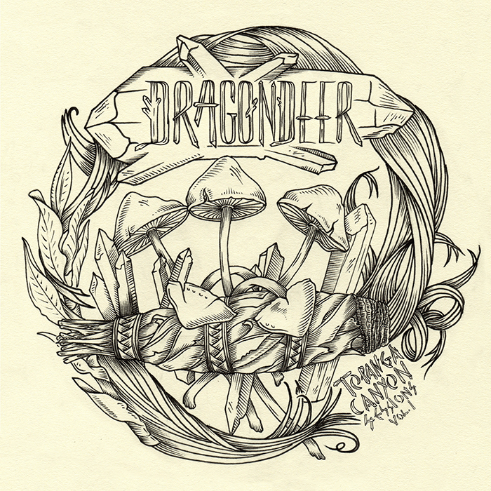Dragondeer | Topanga Canyon Sessions Vol. 1
