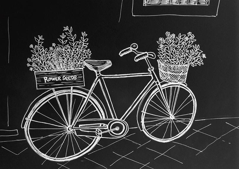 BicycleonStreetsofRomeJenniferMagno.jpg