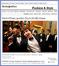 Treble featured in The New York Times