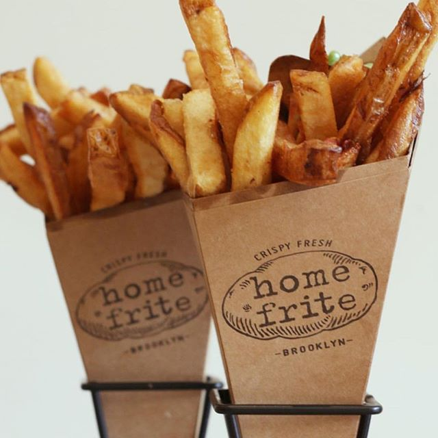 Would you like fries with... those fries? @homefrite