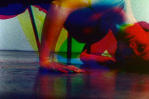 3part Harmony: composition in RGB #1 film still