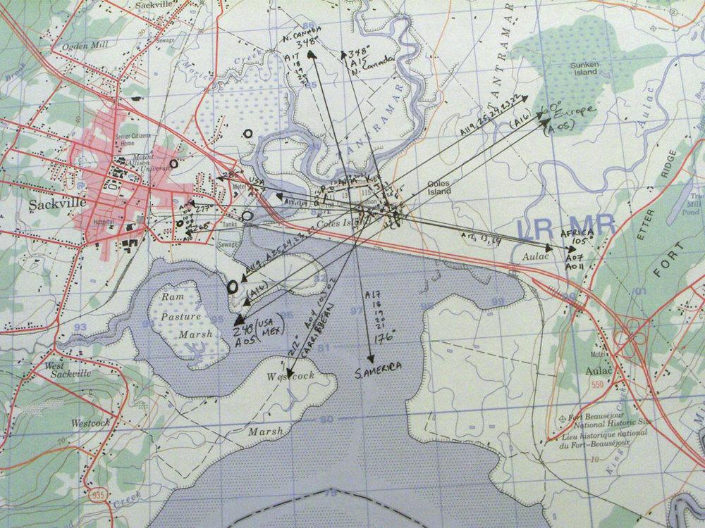 Marshland Radio Plumbing Project