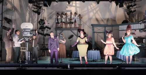 CCM Opera:  Cendrillion   In November 2016 Chelsea performed the role Dorothée in the CCM Opera's production of Massenet's  Cendrillon . This classic story was set in mid-century Hollywood, and her ugly step-sister was also a wannabe actress!
