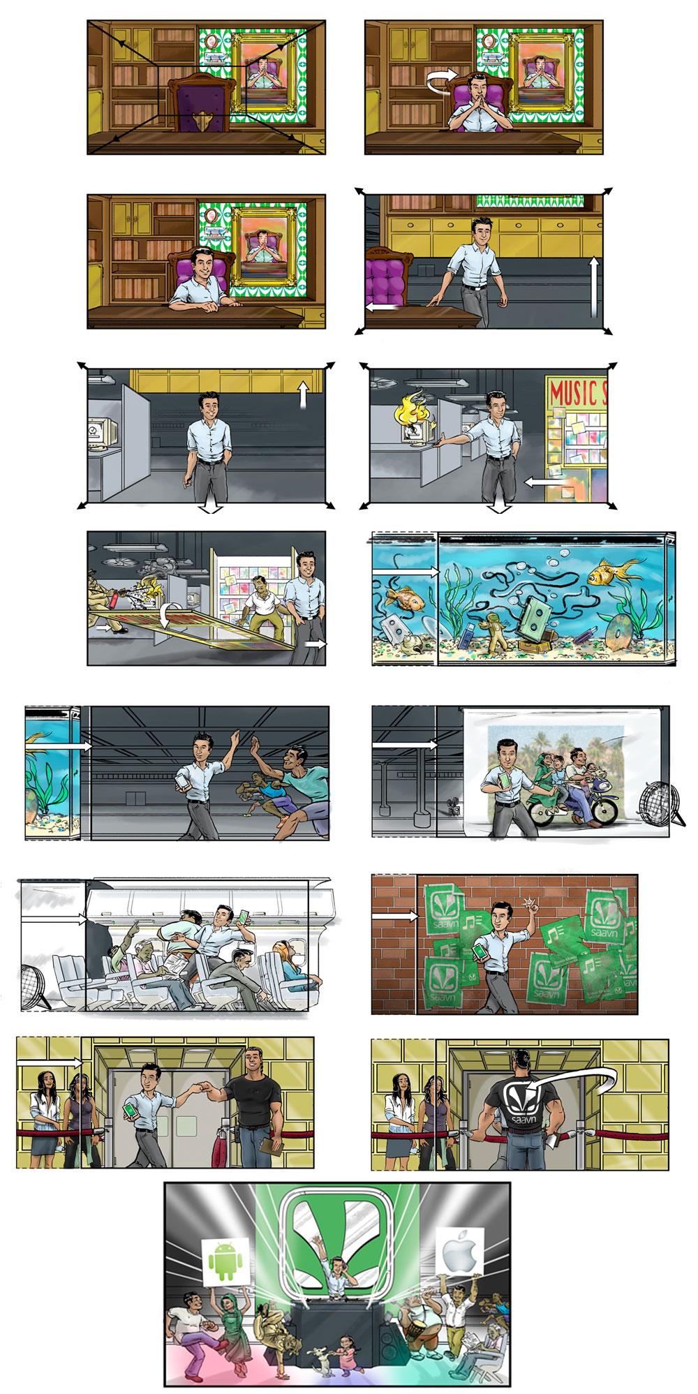 JLongo_Saavn_Storyboard_Summary