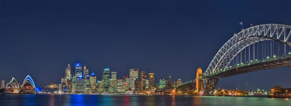see the sights   @ Sydney    Join us