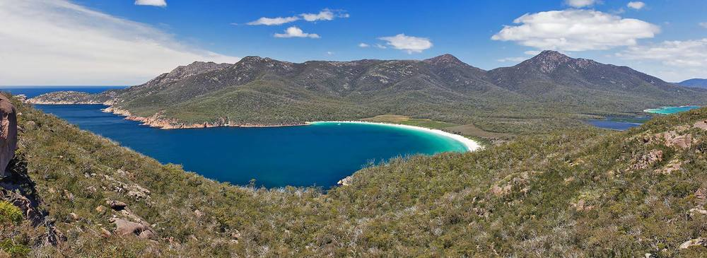 take a stroll   @ Wineglass Bay    Join us