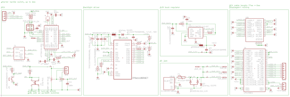schematic of Giger board.