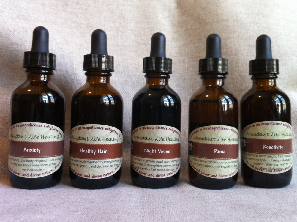 Tincture Collection