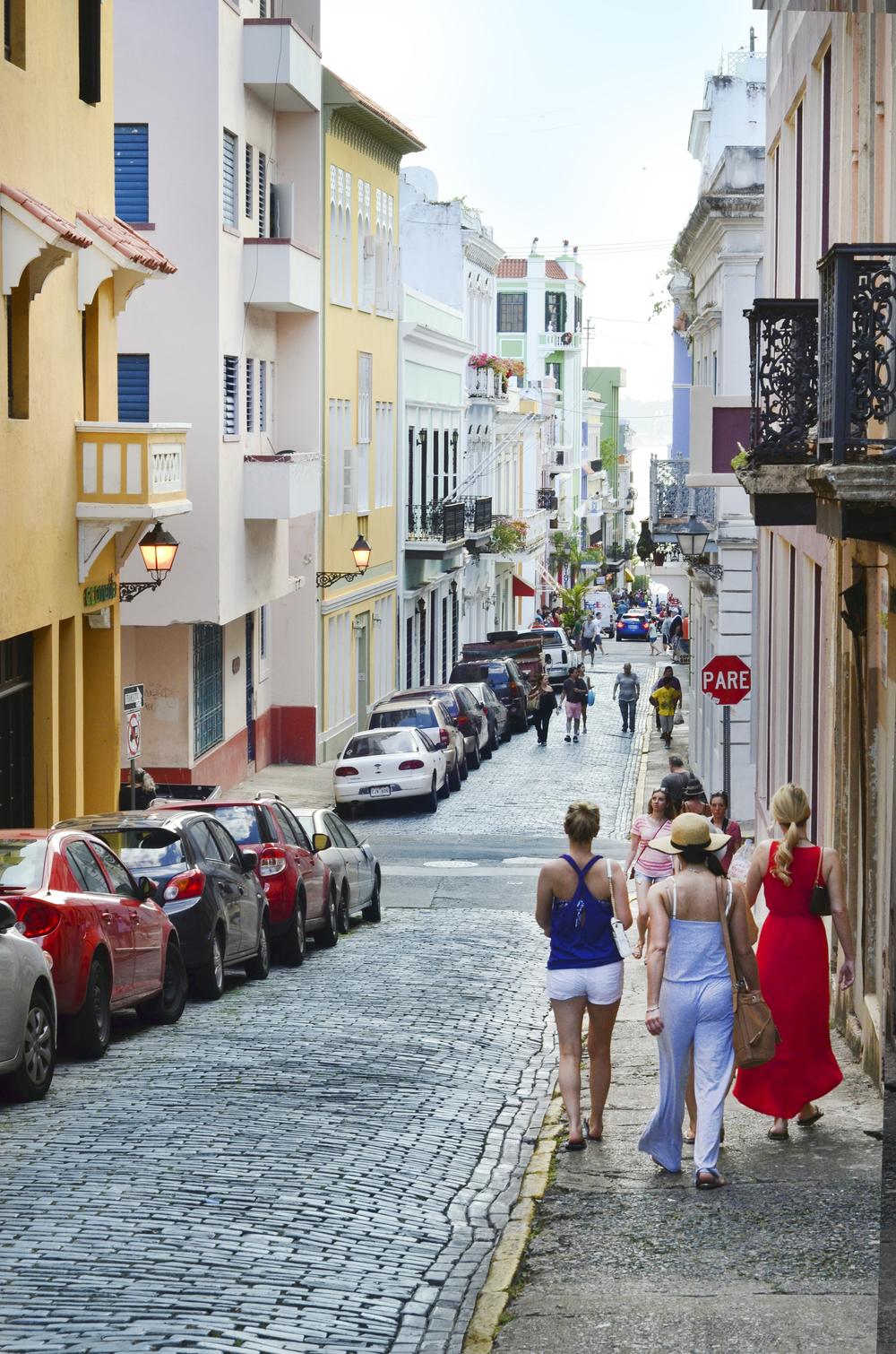 Vacation in Puerto Rico