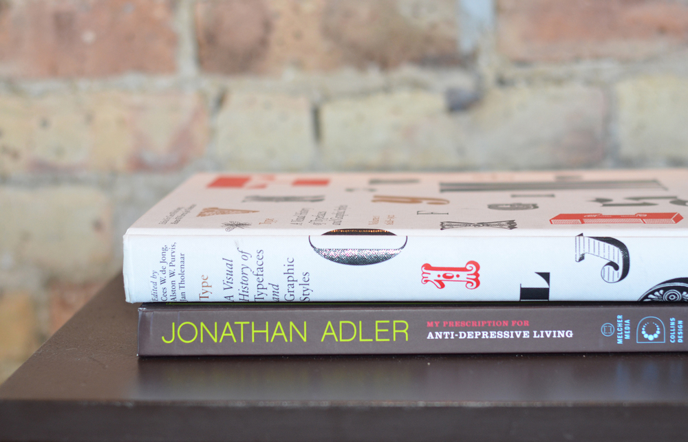 Gotta have a little Jonathan Adler in the house.