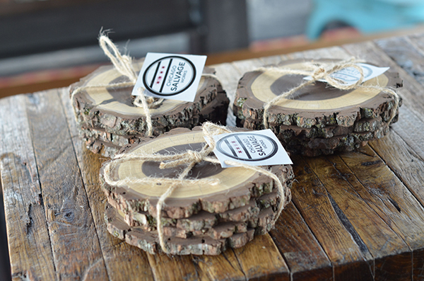 Reclaimed Coasters