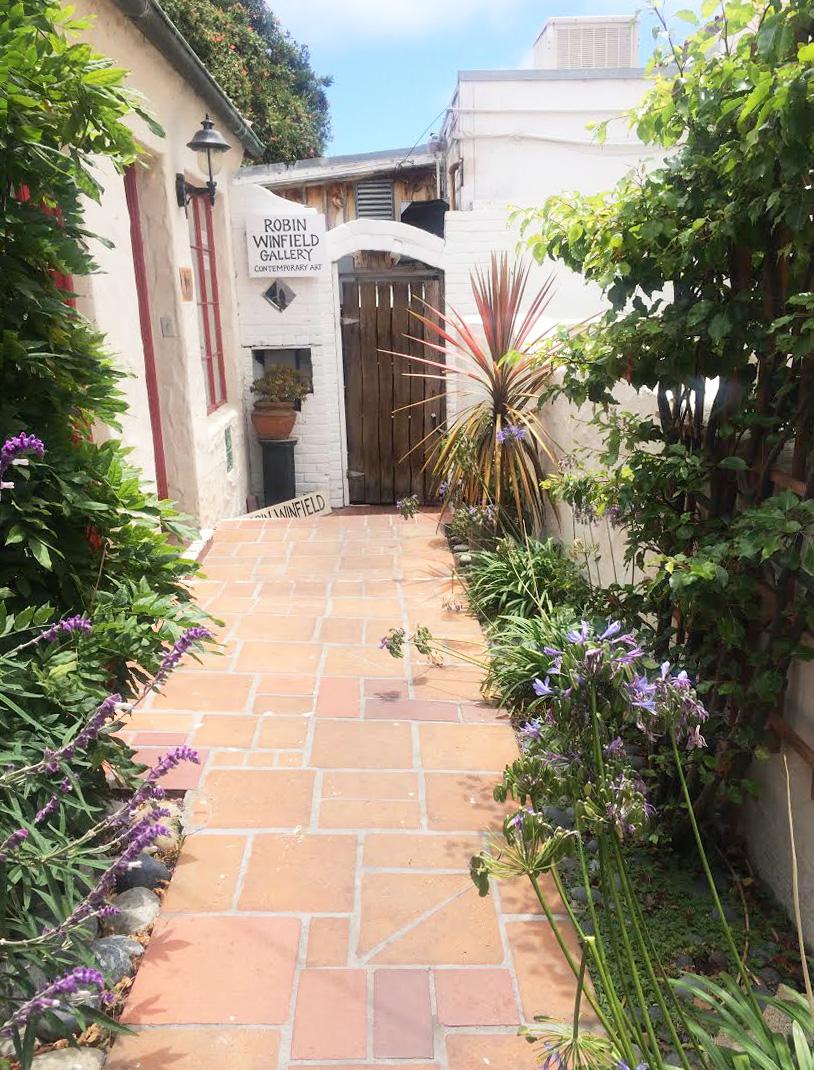 Carmel Alley