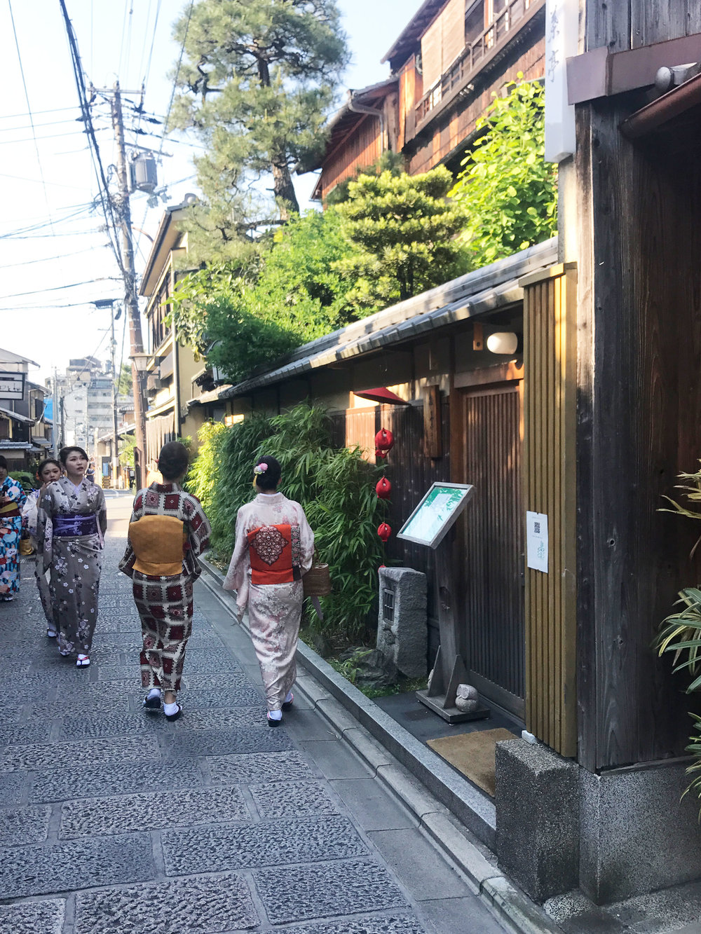 street of gion,Ninen-zaka