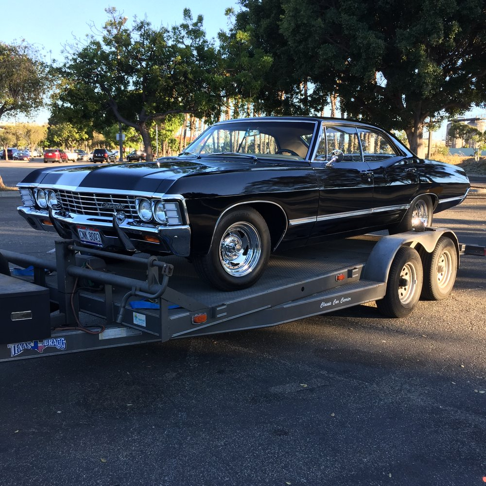 1967 Supernatural Impala For Sale Everything Else Photography