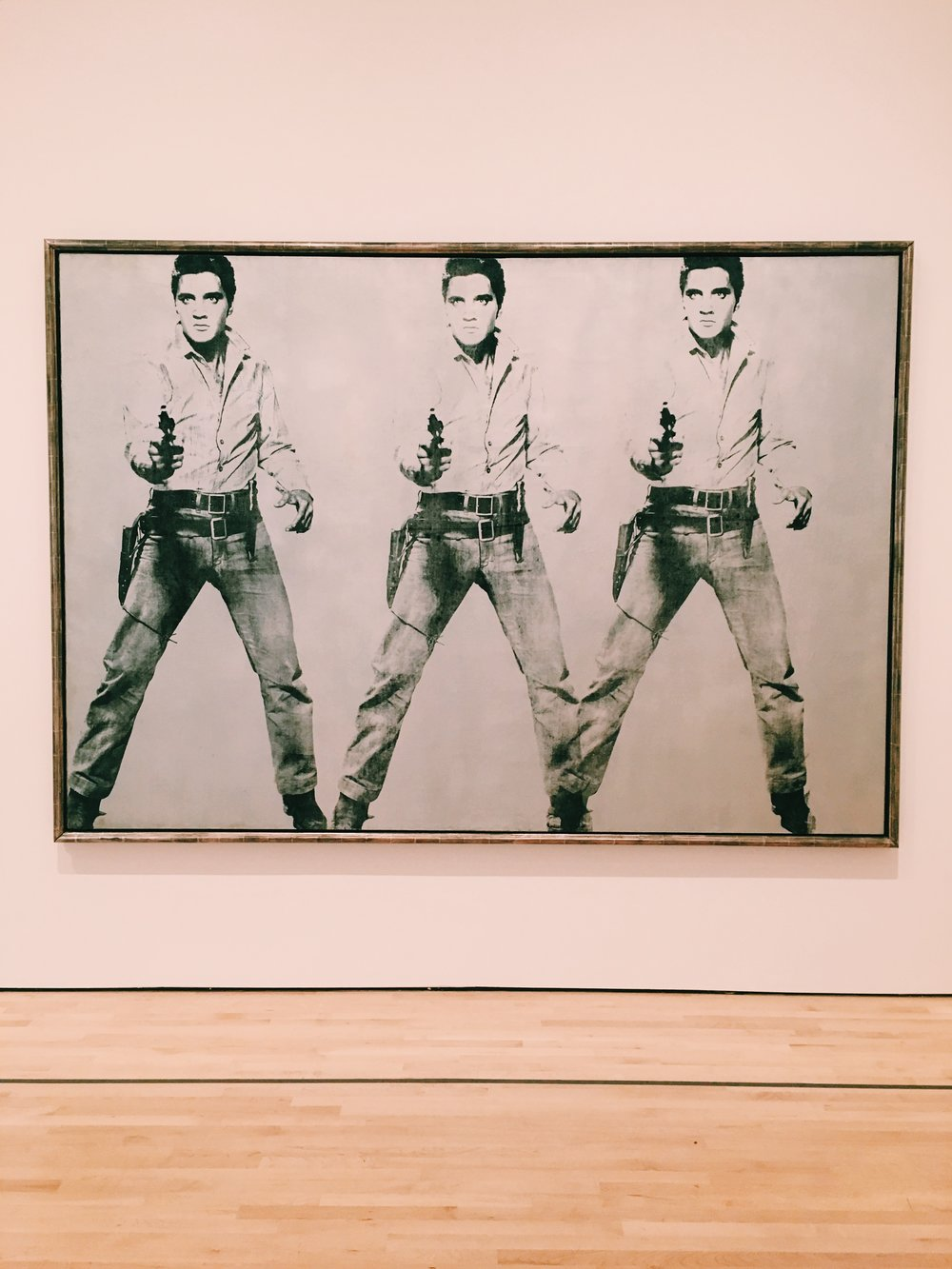 Elvis Andy Warhol