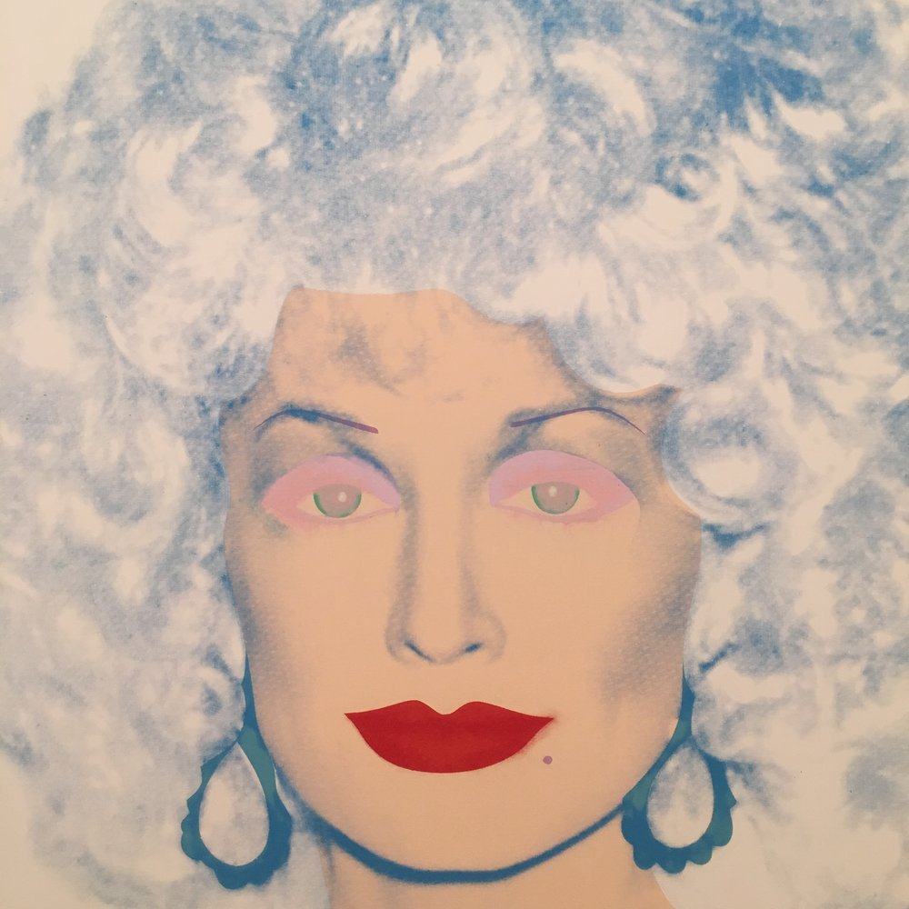 Dolly Parton Andy Warhol