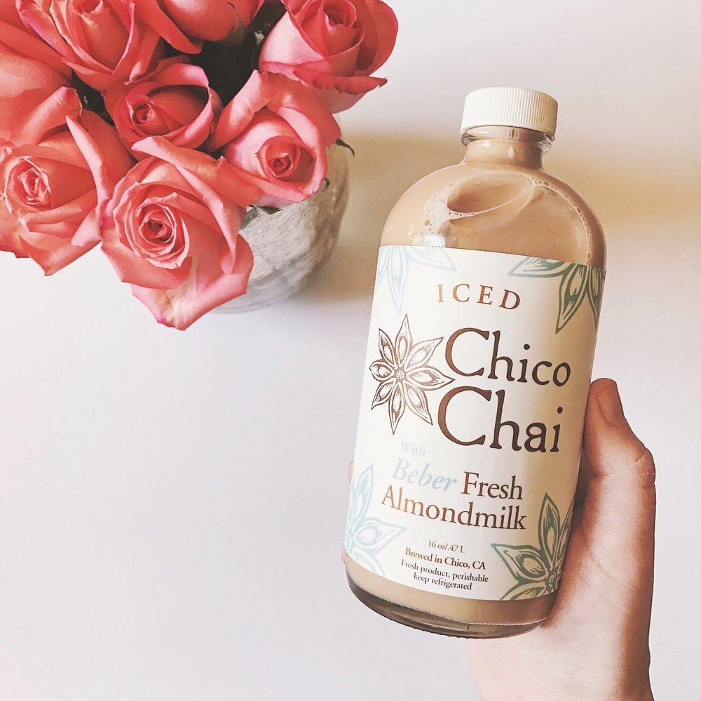 chico chai beber almond milk