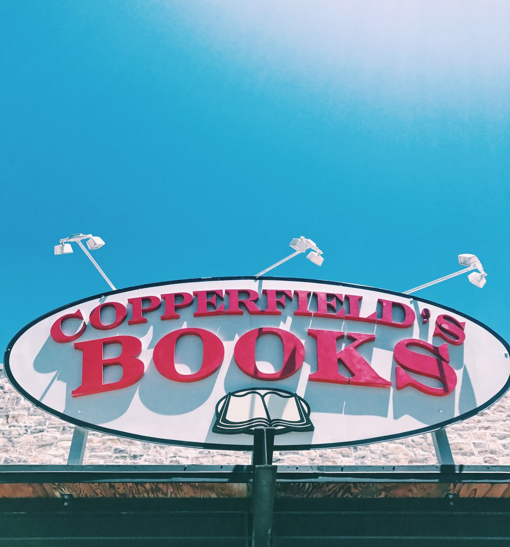 copperfield's books
