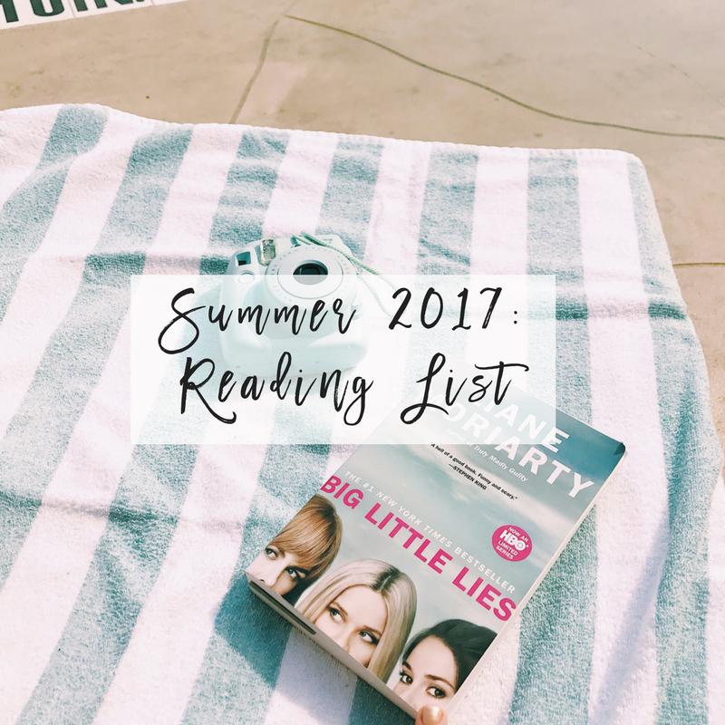 summer reading books 2017
