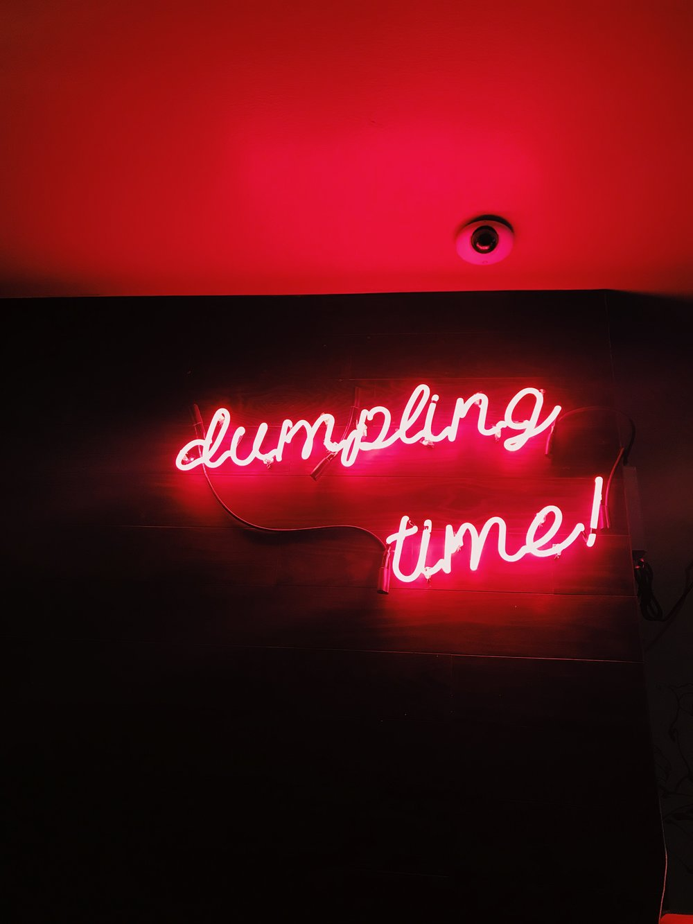 dumpling time review