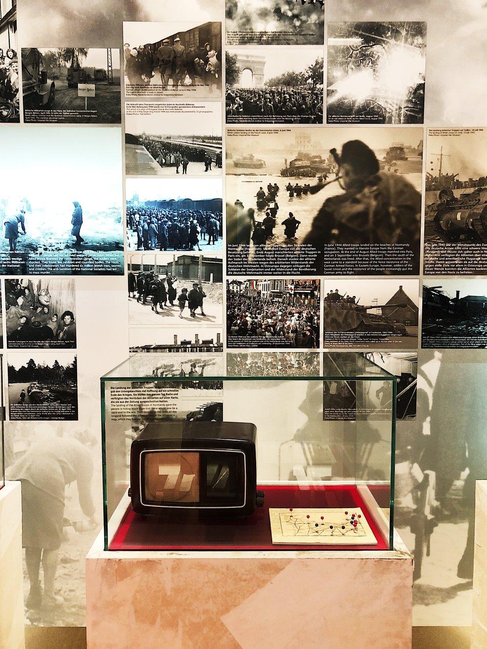 anne frank museum berlin travel