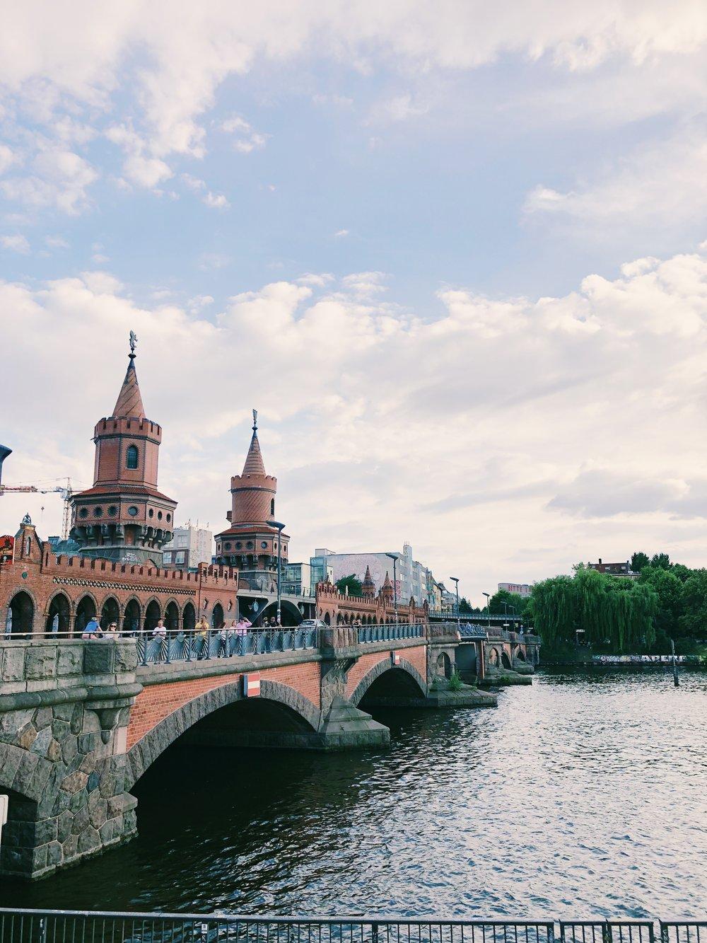 bridge berlin germany