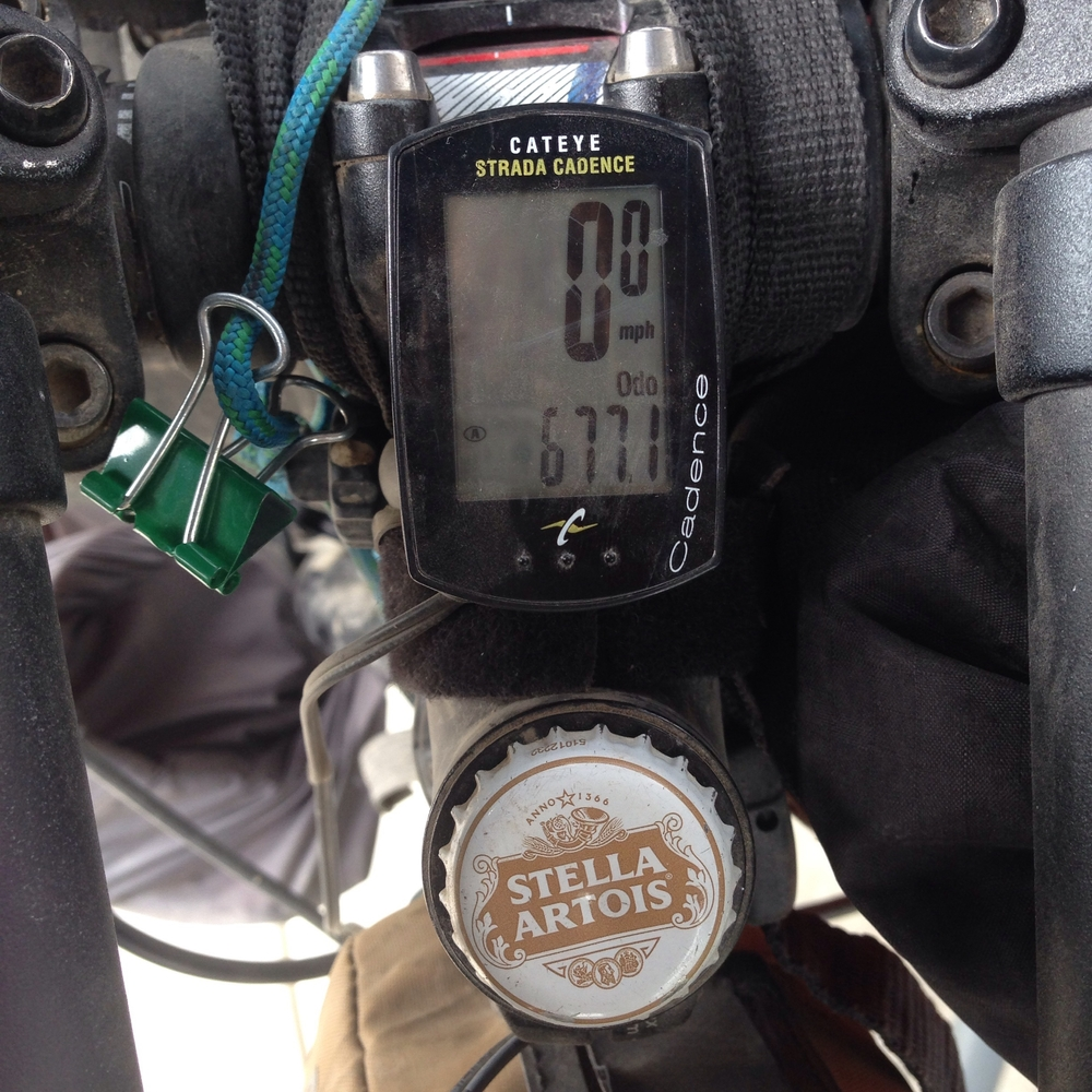 Strada cateye wired cyclometer