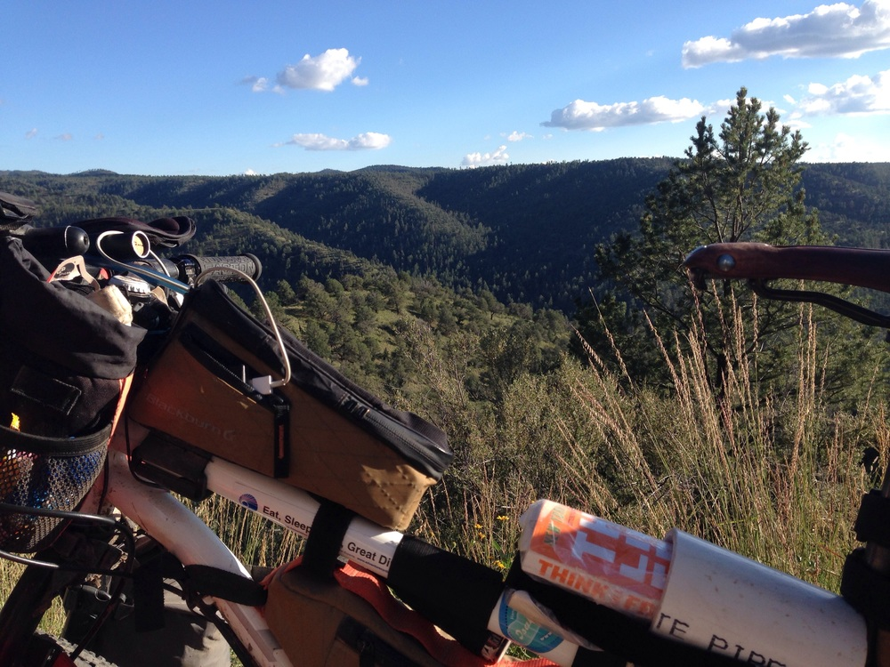 The Gila Wilderness blew my mind. It was hilly and remote, but worth it. I would even go back.