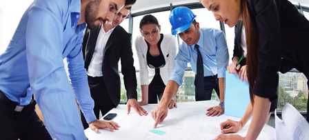 Planning, development and project management
