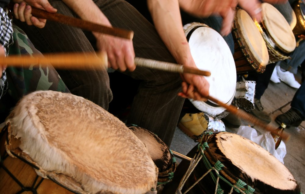 Maximum-Impact-Team-Building-Drumming Workshops