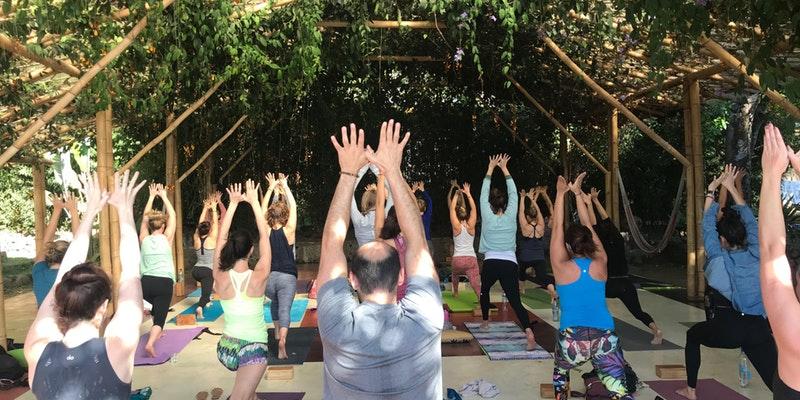 Retreat Tribe Free Yoga Class