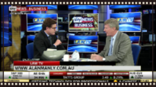 Alan Manly interviewed by Carson Scott on Sky News Law TV