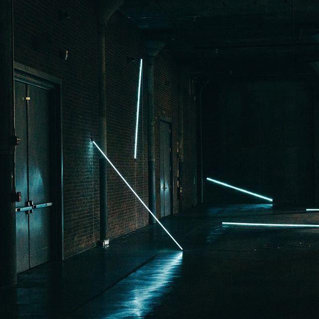 Neon dungeon.