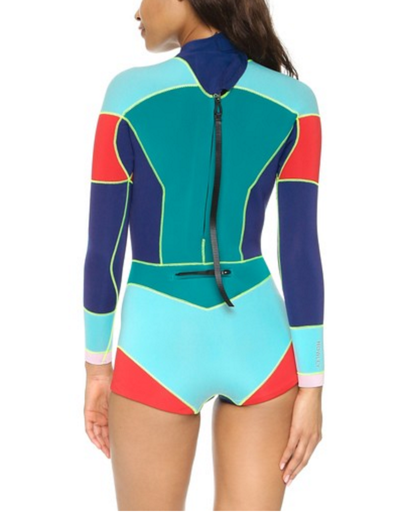 Cynthia Rowley Colorblock Wetsuit $235