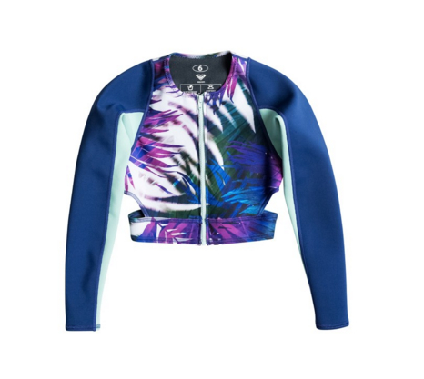 roxy_Caribbean_Sunset_Cropped_Wetsuit_Jacket_outstyled_1