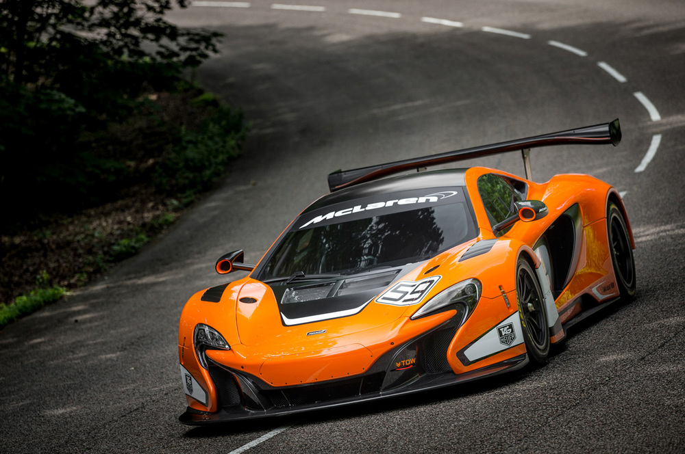 The Whole Car - 2015 McLaren 650S GT3 gallery
