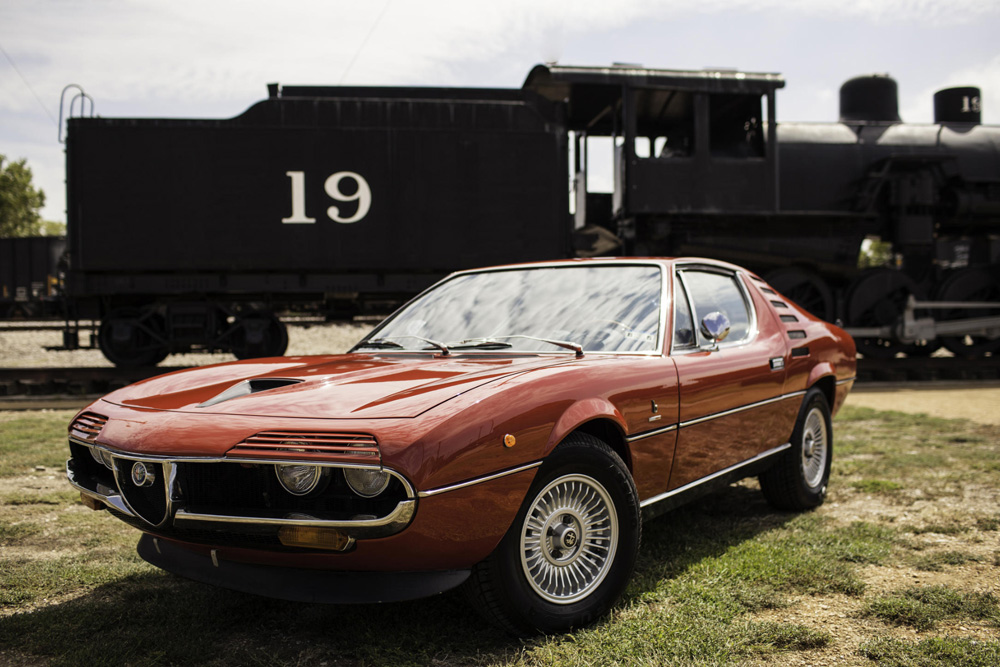 The Whole Car 1975 Alfa Romeo Montreal