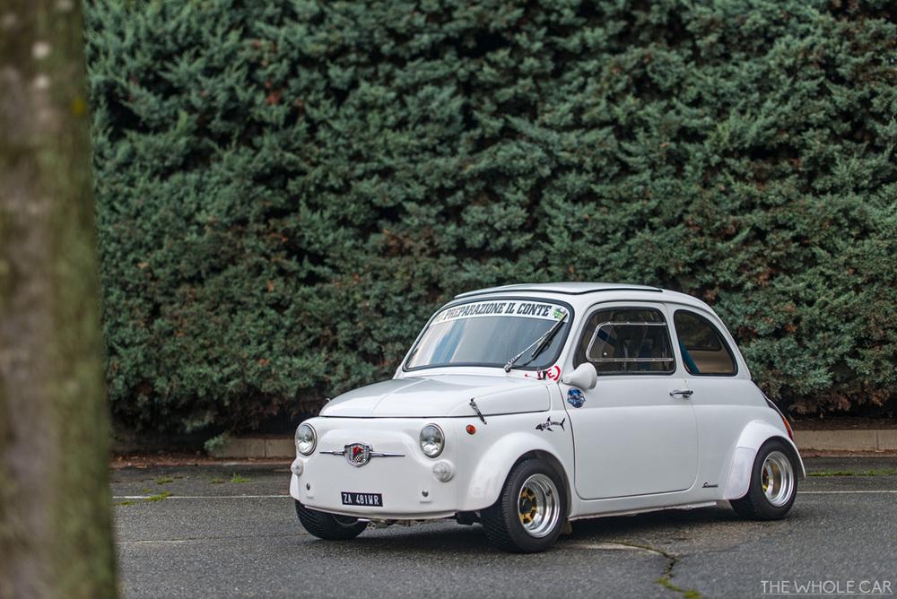 The Whole Car 1969 Fiat 500 Giannini Album