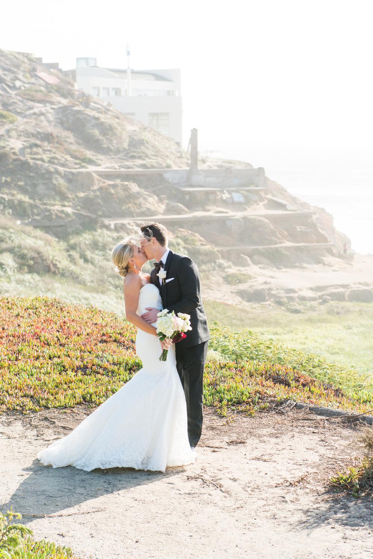 Sutro Baths Wedding Photography