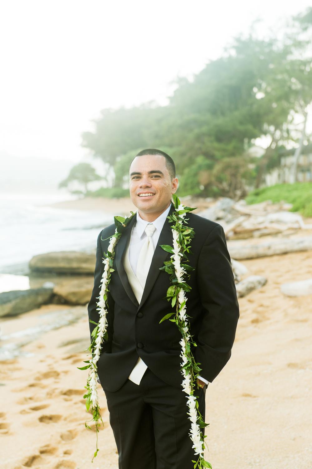 Kauai Groom