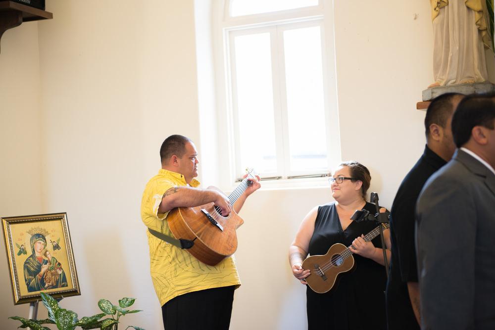 Kauai Musicians at St Raphael