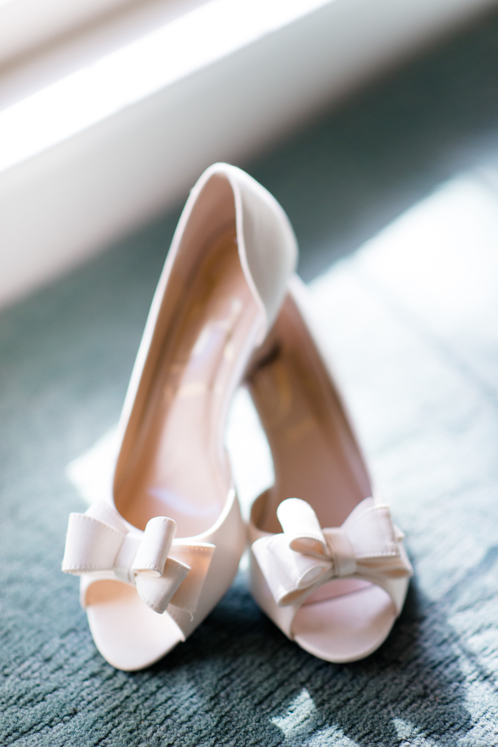 Wedding Day Shoes