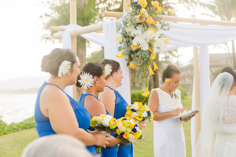 Kapaa Wedding