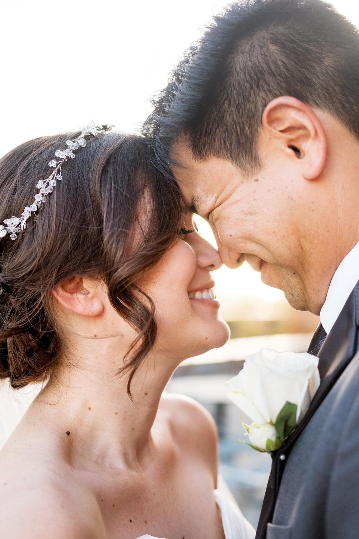 Krystal and Marcus Honolulu Wedding