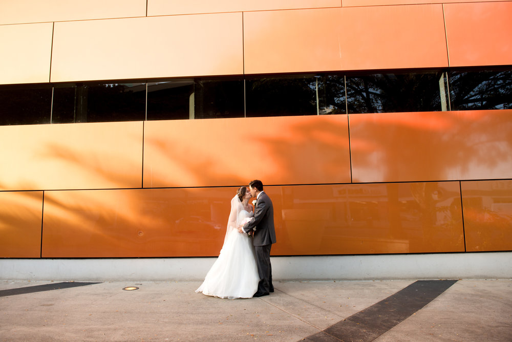 Honolulu Design Center Wedding