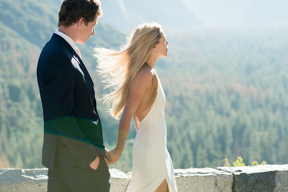 Willa + Lucas - Yosemite Wedding