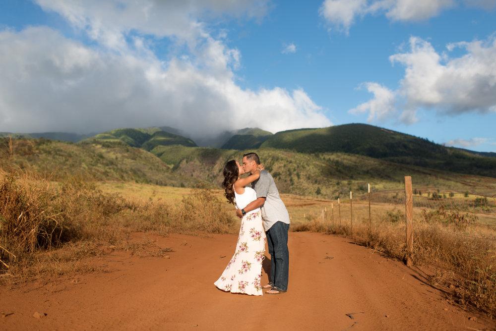 Risa + Kainoa - Kahoma Ranch, Maui