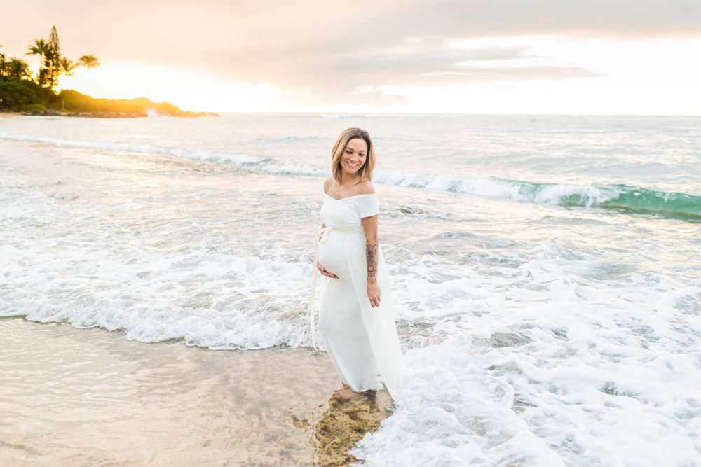Kauai Maternity Photography