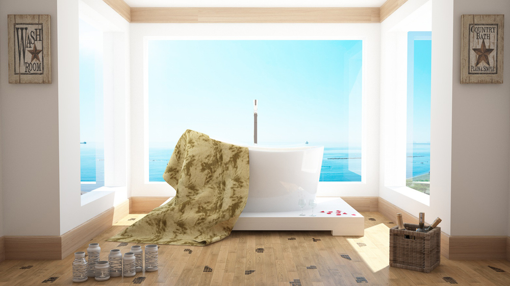 En-suite Bathroom Limassol - Cyprus