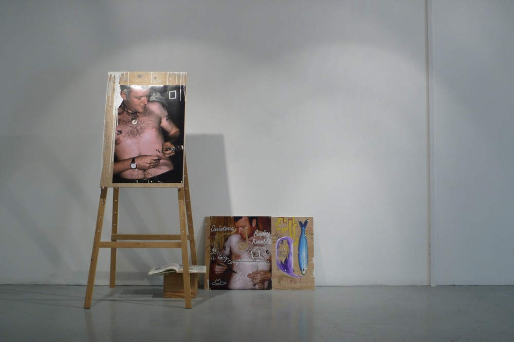 I Sill Make Myself (sic),InFlight Gallery, Hobart. 2008